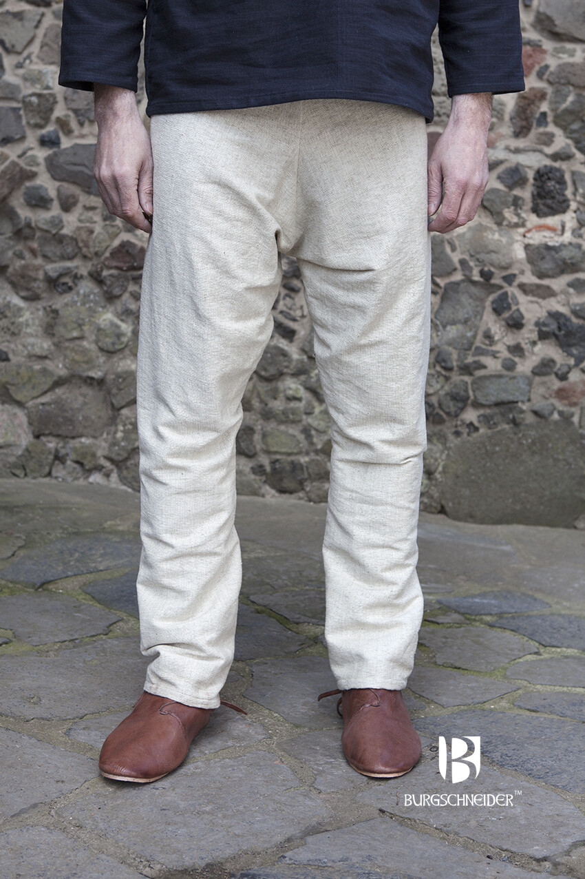 Cotton Throsberg trousers - Different Colours