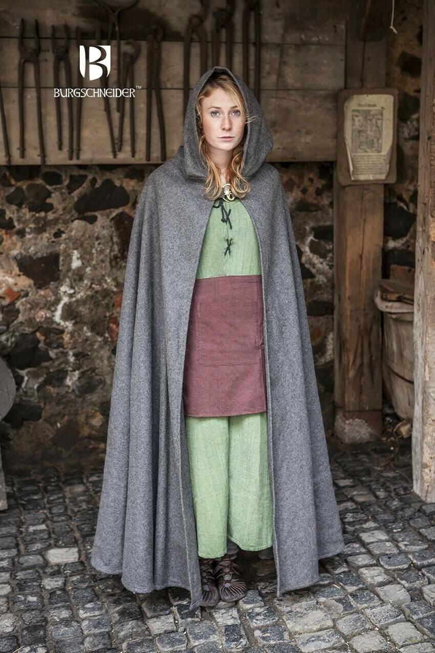 Woolen Cloak - Different Colors