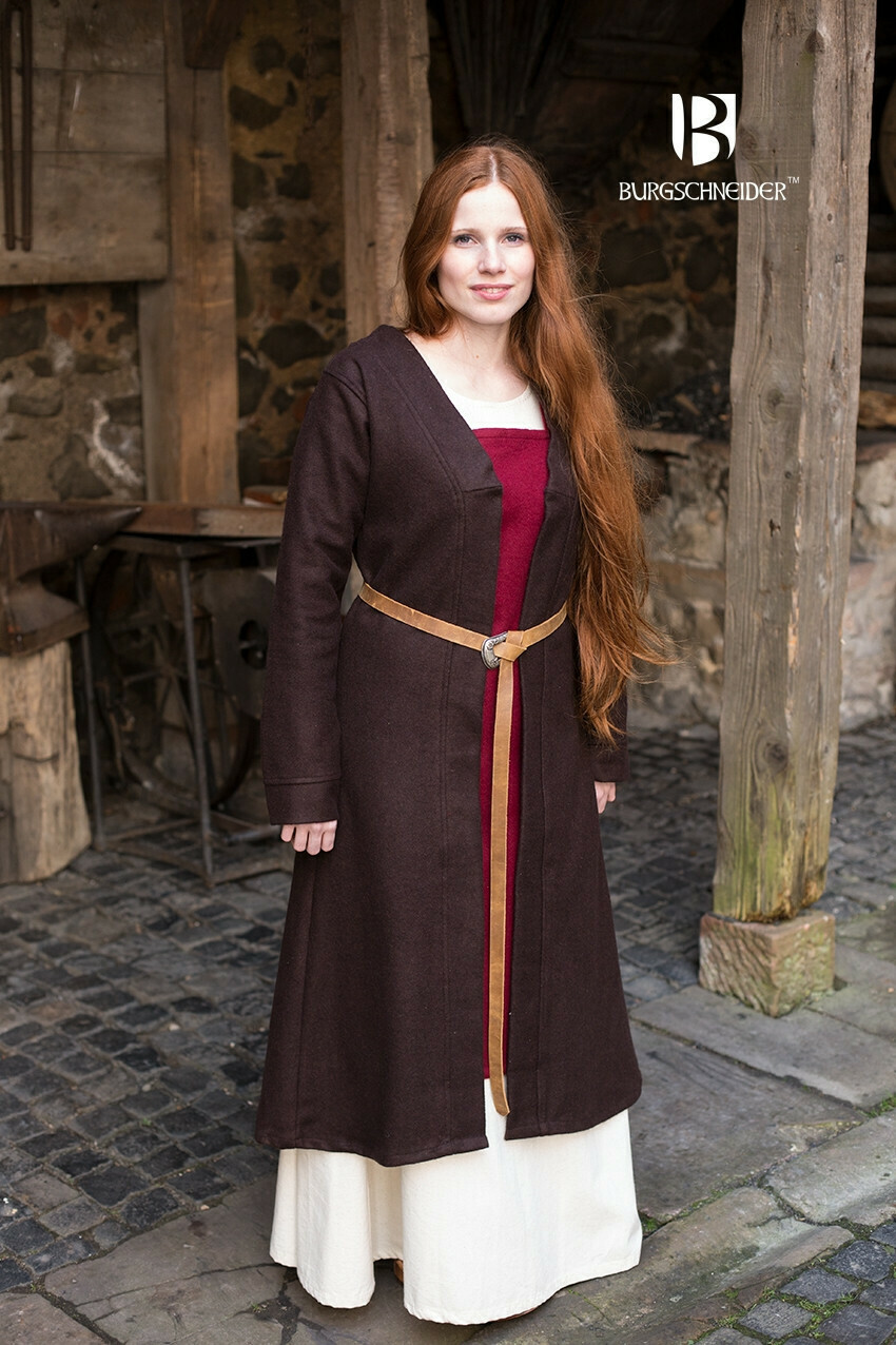 "Coat from Birka ""Auslaug"" - Different Colors"