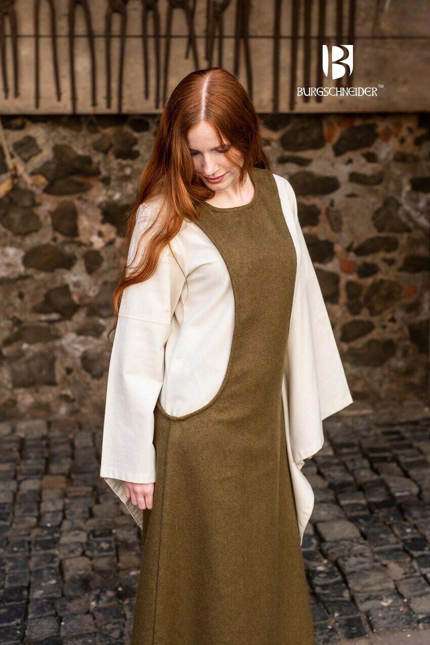 """Medieval Surcot """"Albrun"""" - Different Colors"""