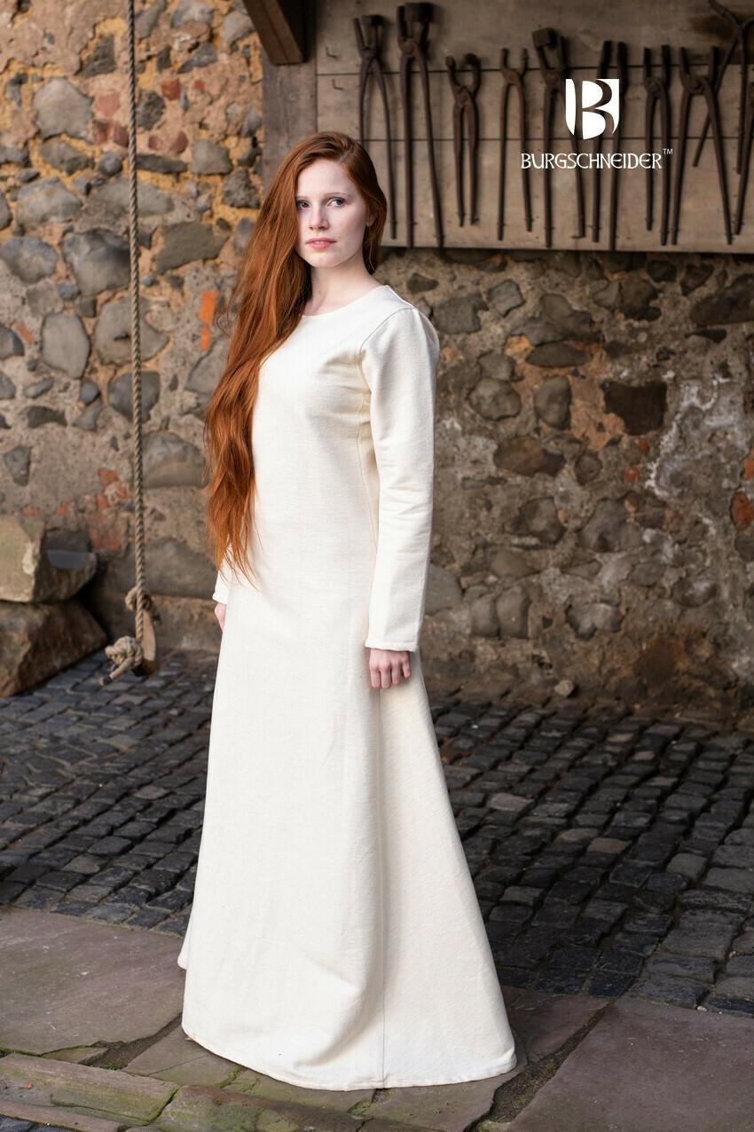 "Medieval Underdress ""Thora"" - Natural Color"