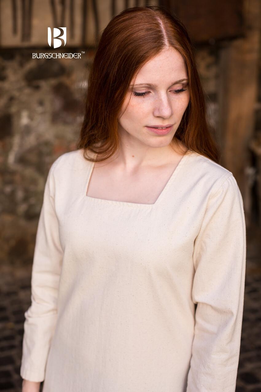 """Medieval Underdress """"Johanna"""" - Natural Color"""
