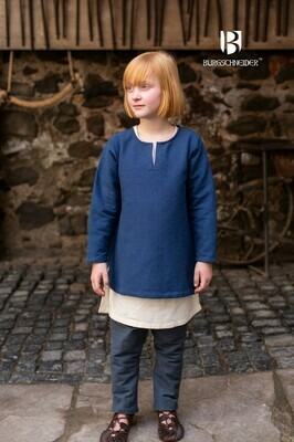 """Medieval Tunic """"Eriksson"""" - Different Colors"""