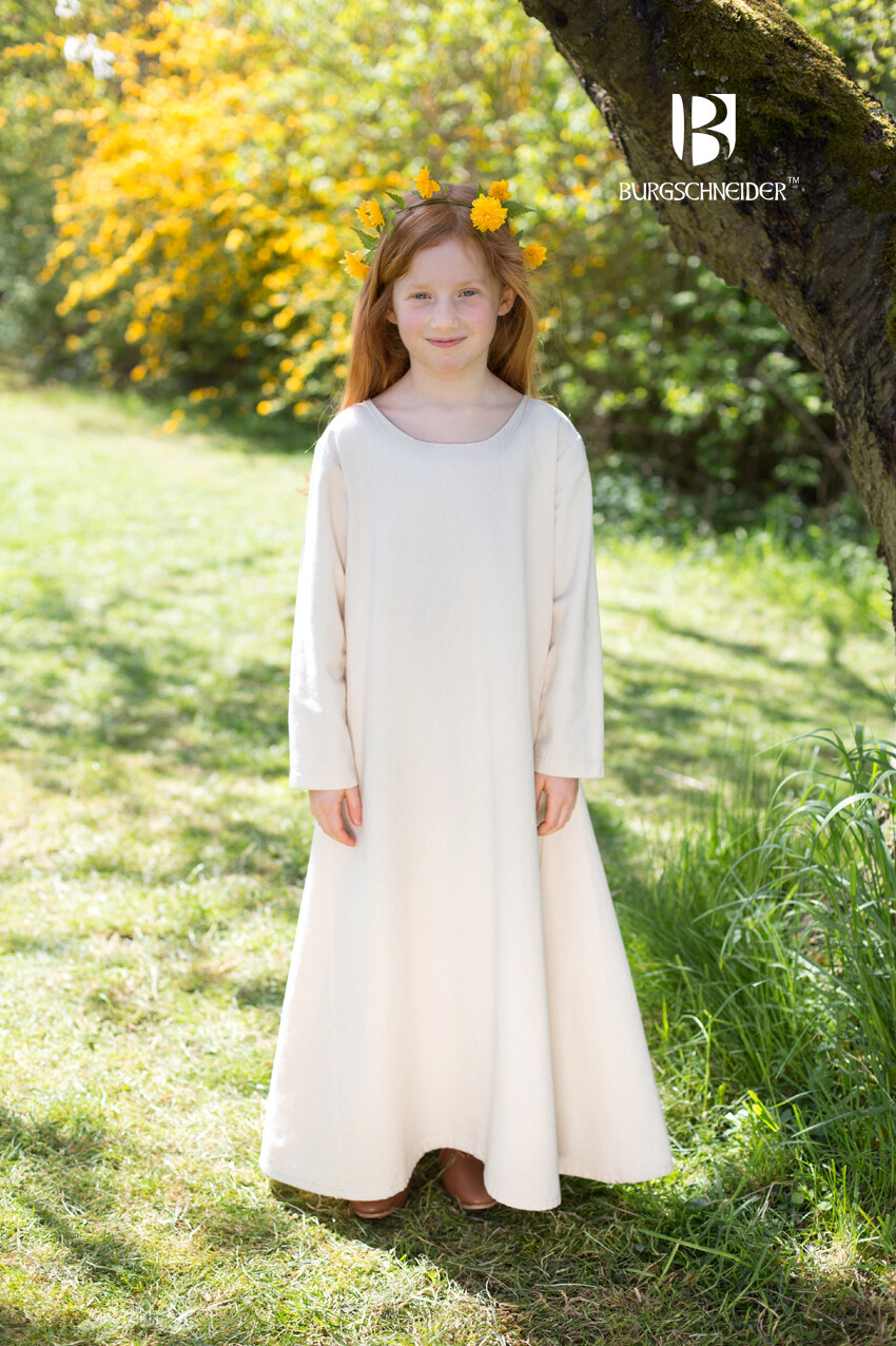 "Medieval Dress ""Ylvi"" - Different Colors"