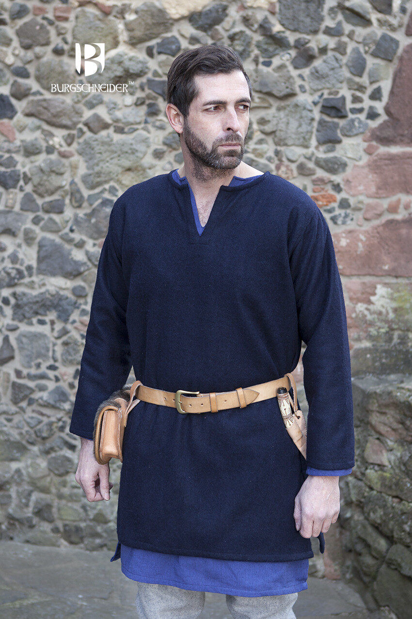 "Viking Tunic ""Lodin"" - Different Colors"