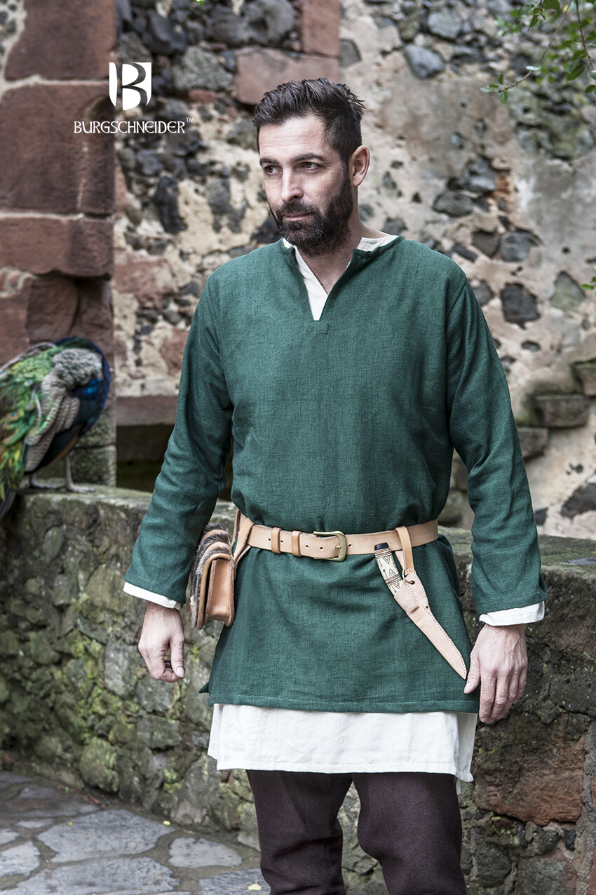 "Viking Tunic ""Erik"" - Different Colors"
