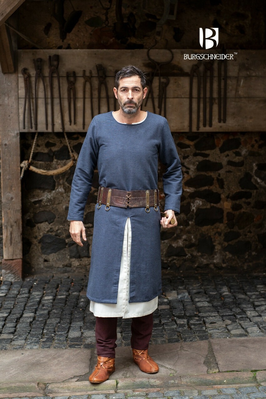 "Medieval Tunic ""Arnaud"" - Different Colors"