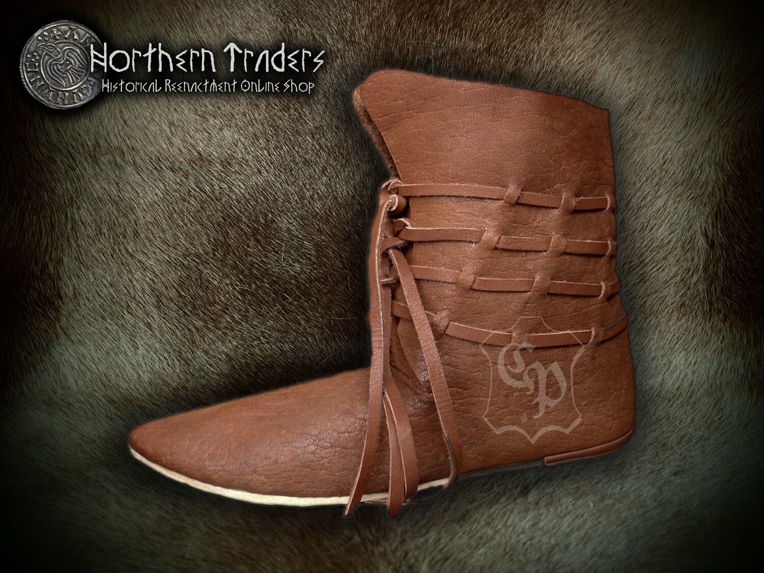 Medieval Boots (Turnshoes)