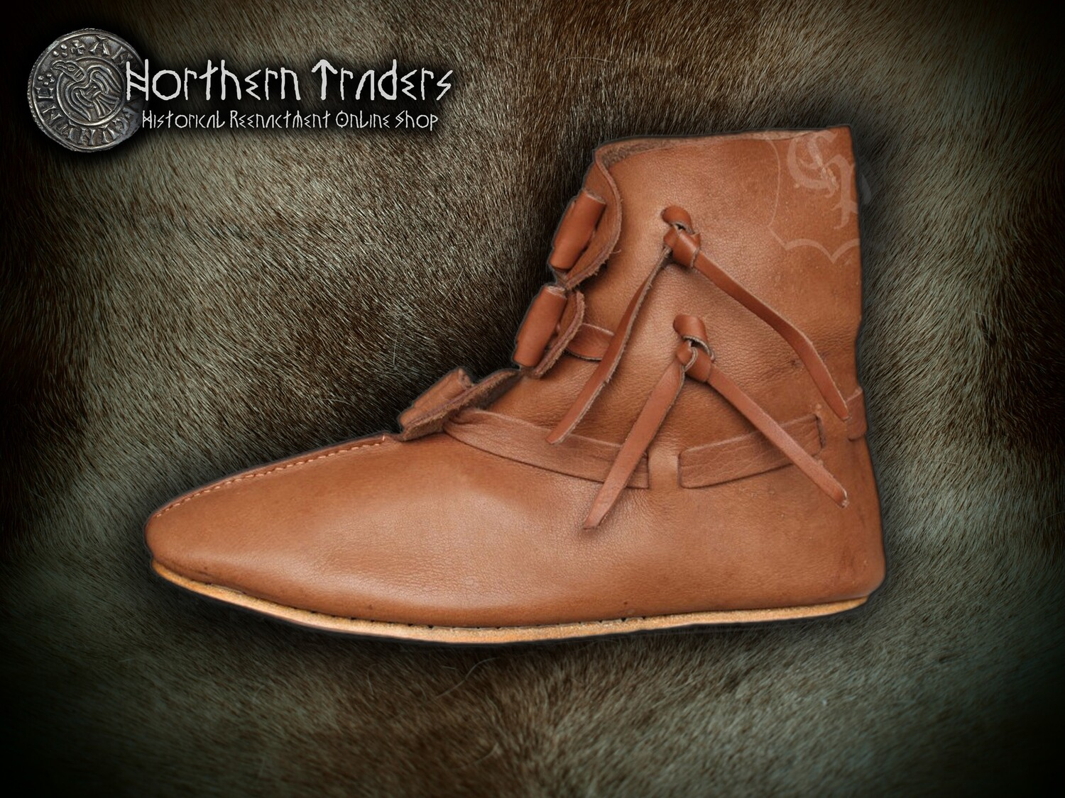 Viking Boots (Turnshoe)