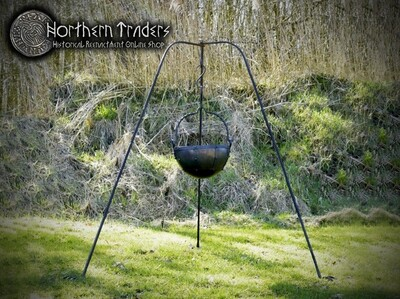 Large Cooking Tripod from Oseberg