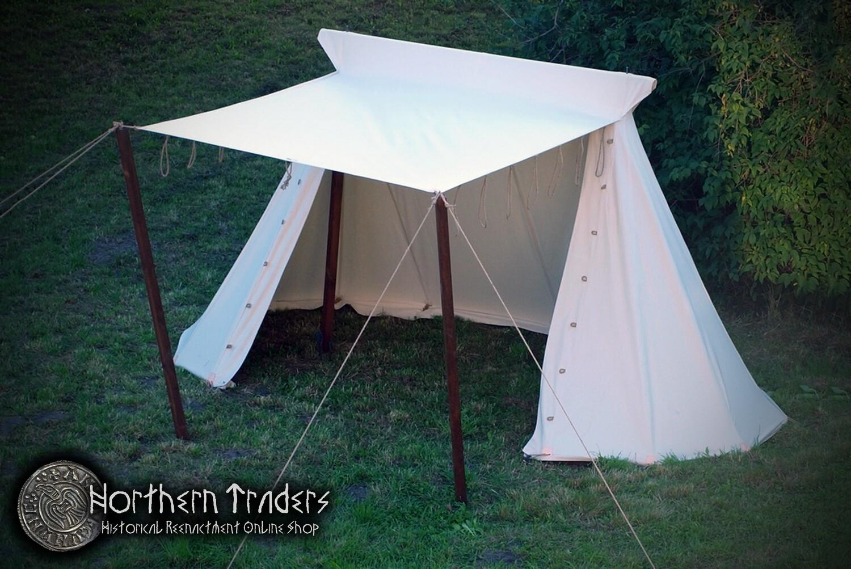 Norman / Saxon Tent – 2 x 4 – Cotton