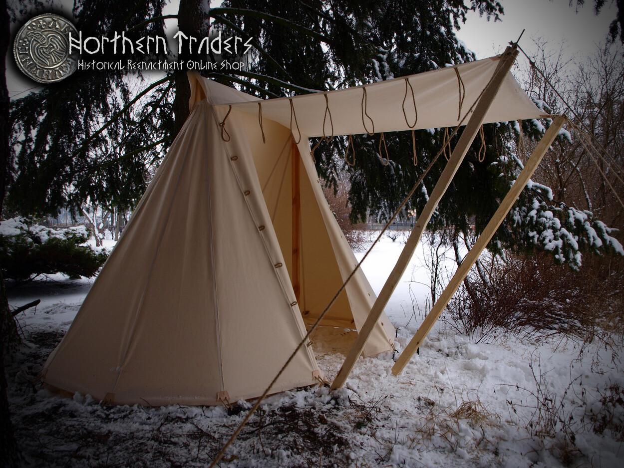 Norman / Saxon Tent – 2.5 x 5 – Cotton