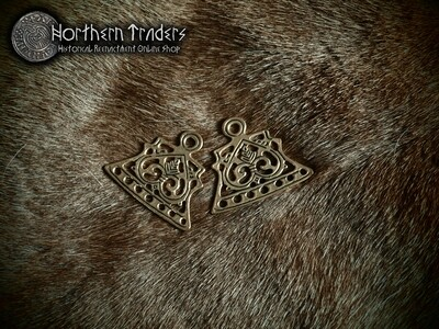 Chain Dividers for Turtle Brooches