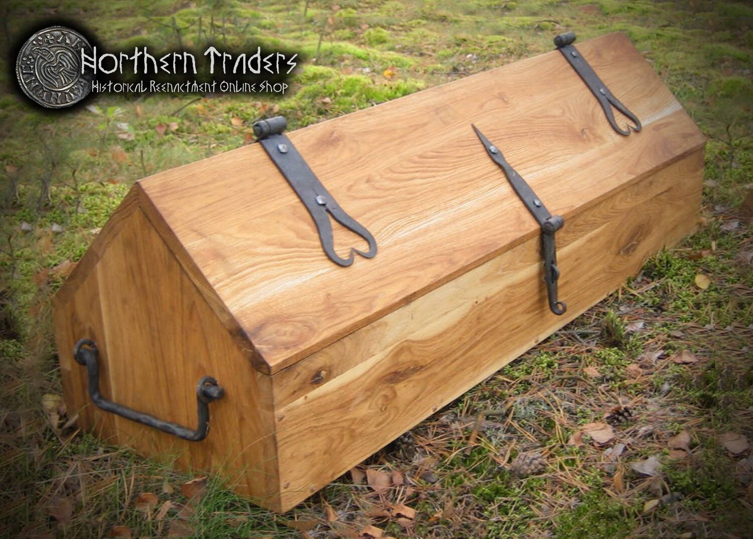 Long Medieval Chest
