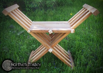 Folding Chair with Armrests