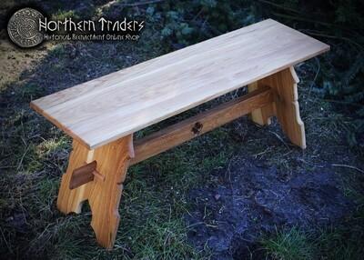 Gothic Bench, Demountable