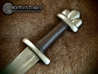 Trilobed Viking Sword