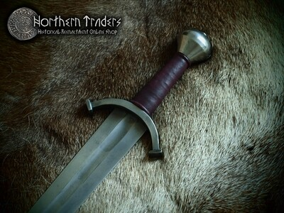 12th Century Primitive Jineta Sword