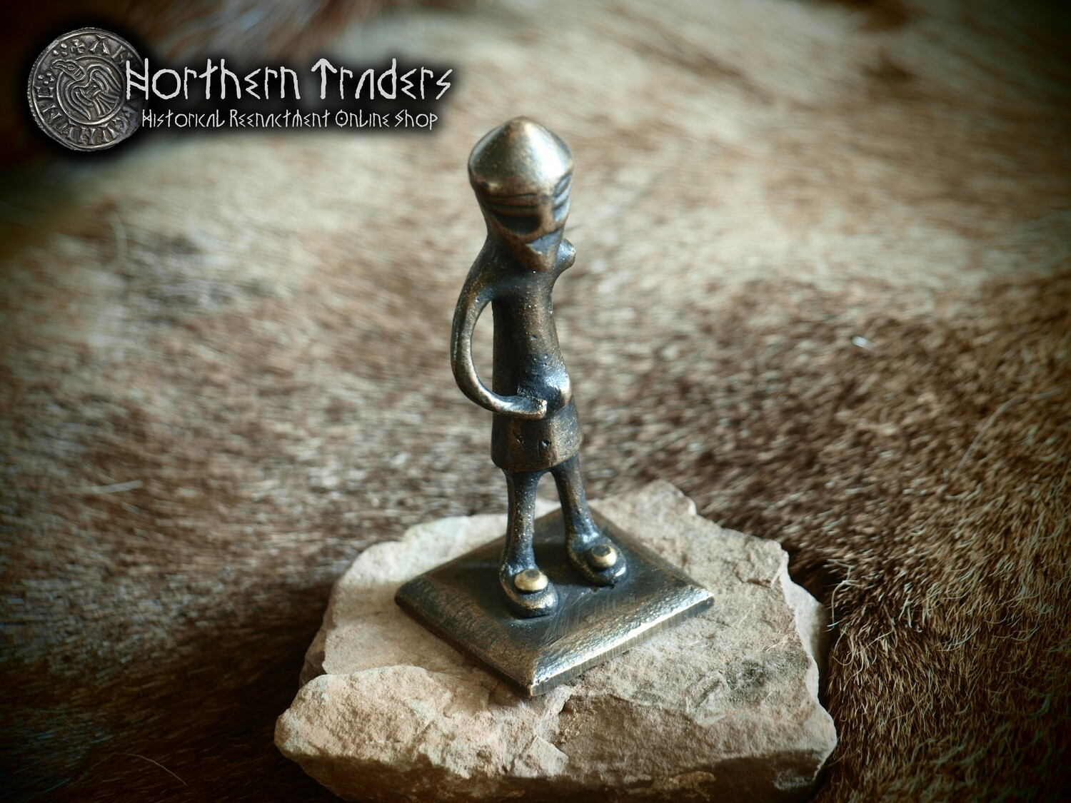 Odin Statuette from Lindby