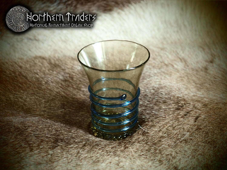 Medieval Glass Beaker - Small