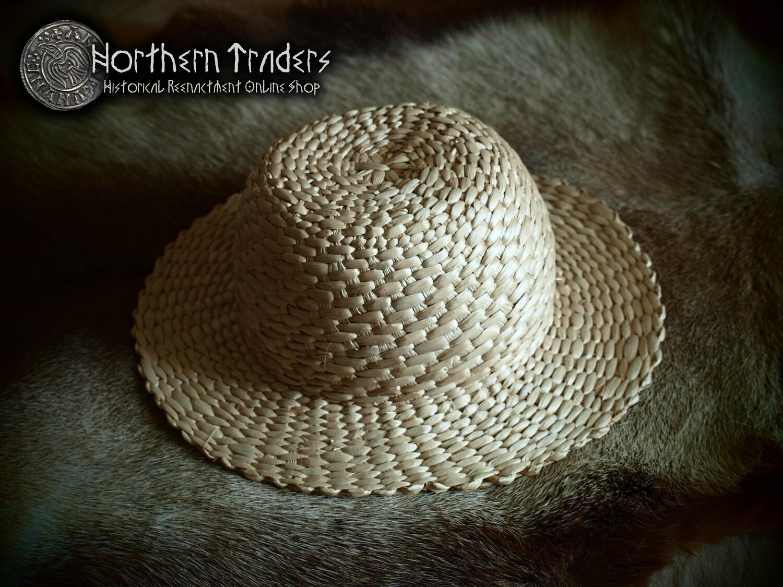 Medieval Straw Hat
