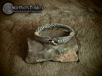 Viking Bracelet from the Hoard of Vulum - Small