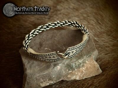 Viking Bracelet from the Hoard of Vulum - Medium