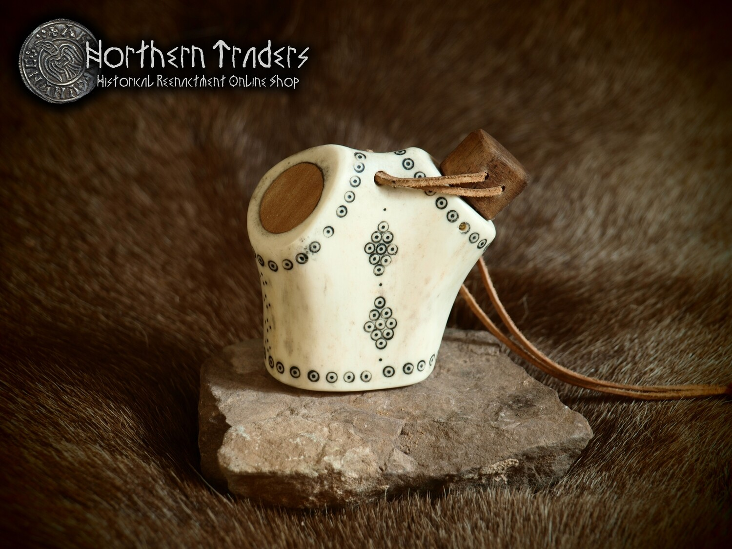 Early Medieval Salt / Spice Container