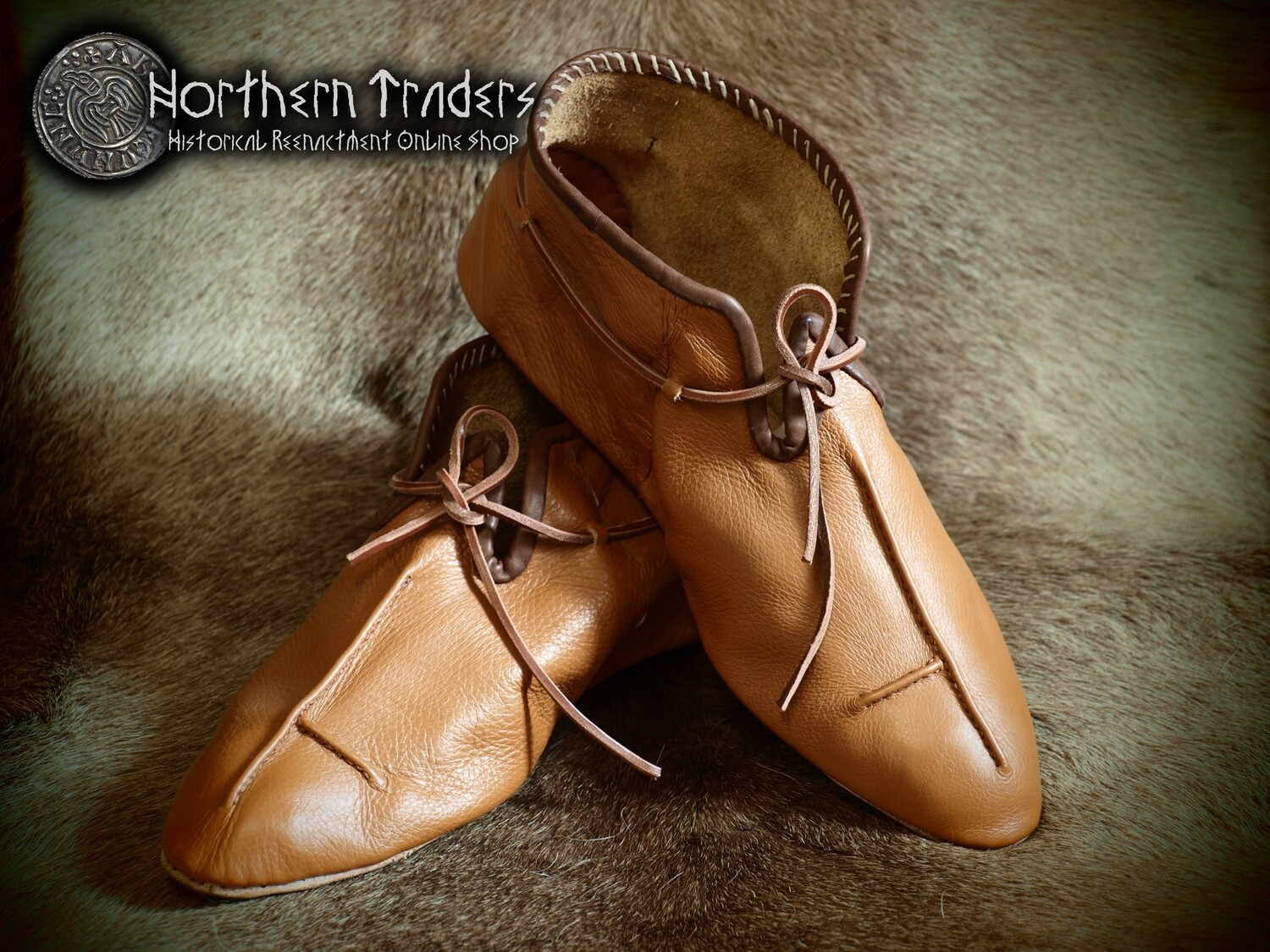 Shoes from Birka (Reconstruction)
