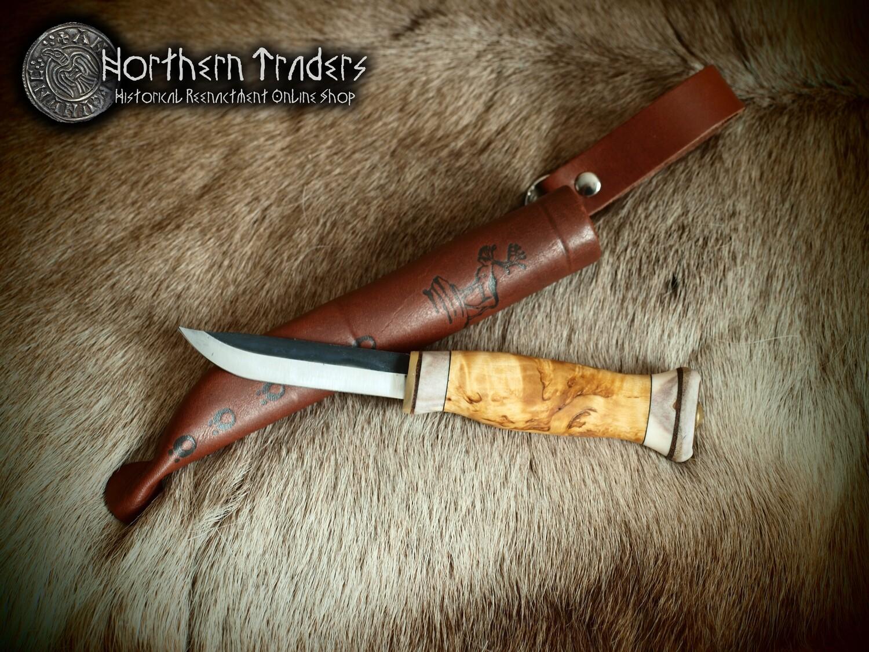 Finnish Puukko Knife