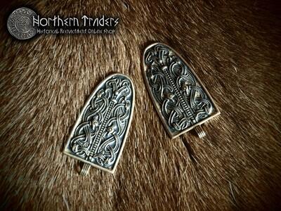 Jelling Styled Brooch from Birka