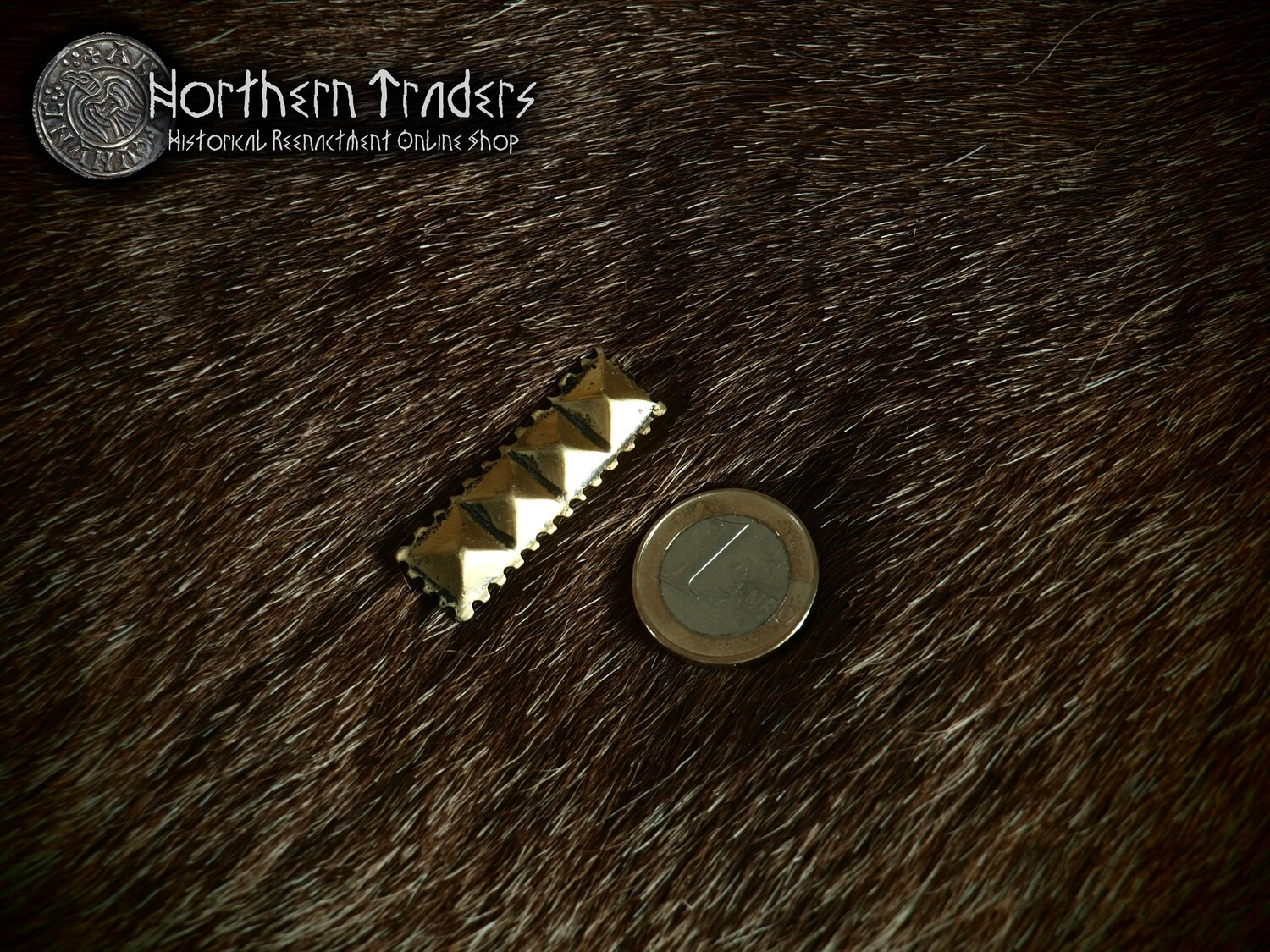 Late Medieval Belt Studs - 5 Pieces