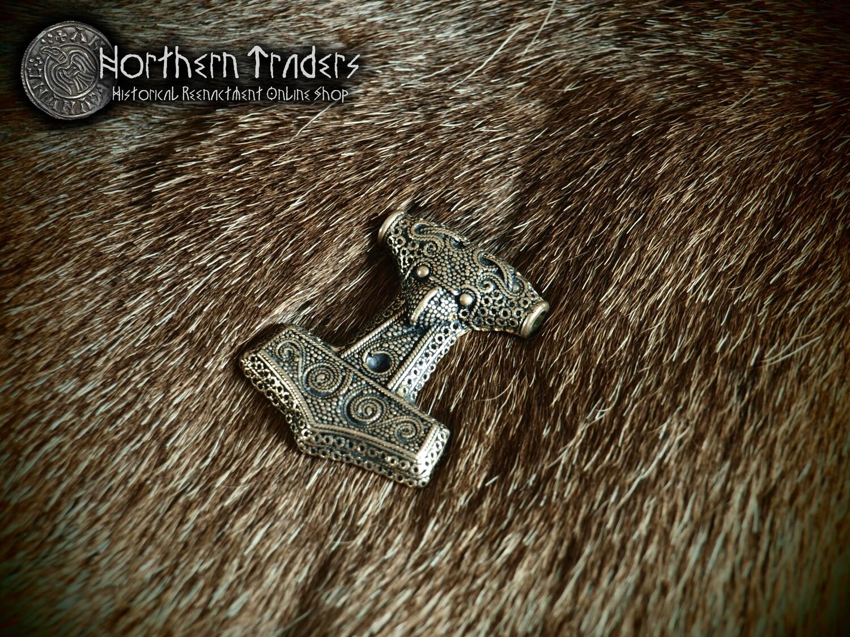 Mjolnir from Kabbarp - Bronze