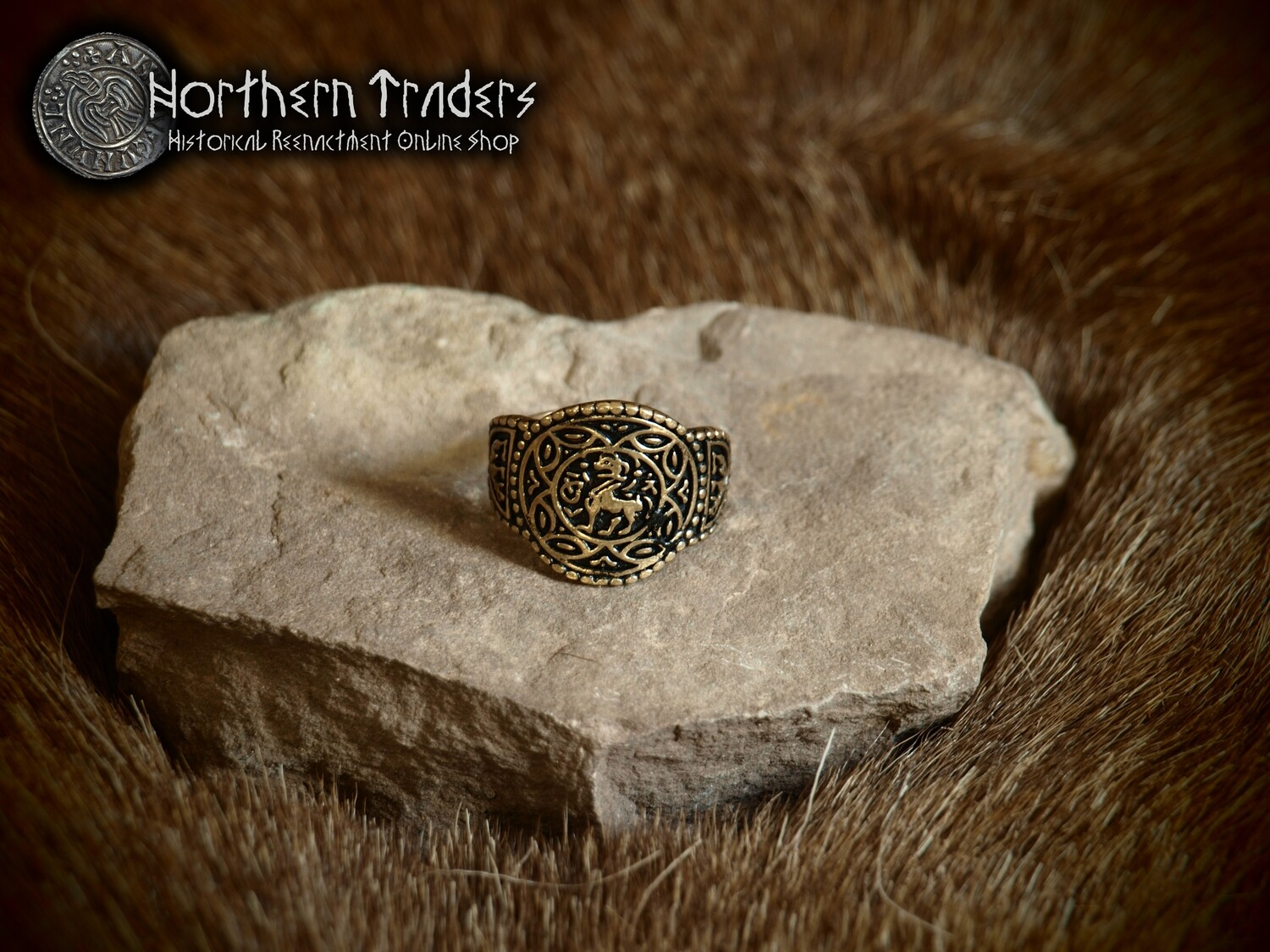 Anglo-Saxon Ring from Æthelswith