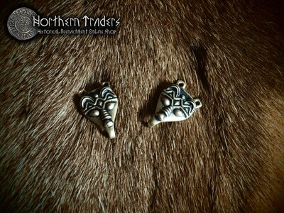 Winingas Wolf-Headed Hooks from Gnezdovo