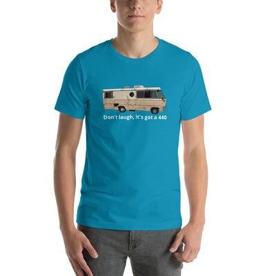 440 Shirtbox Short-Sleeve Unisex T-Shirt