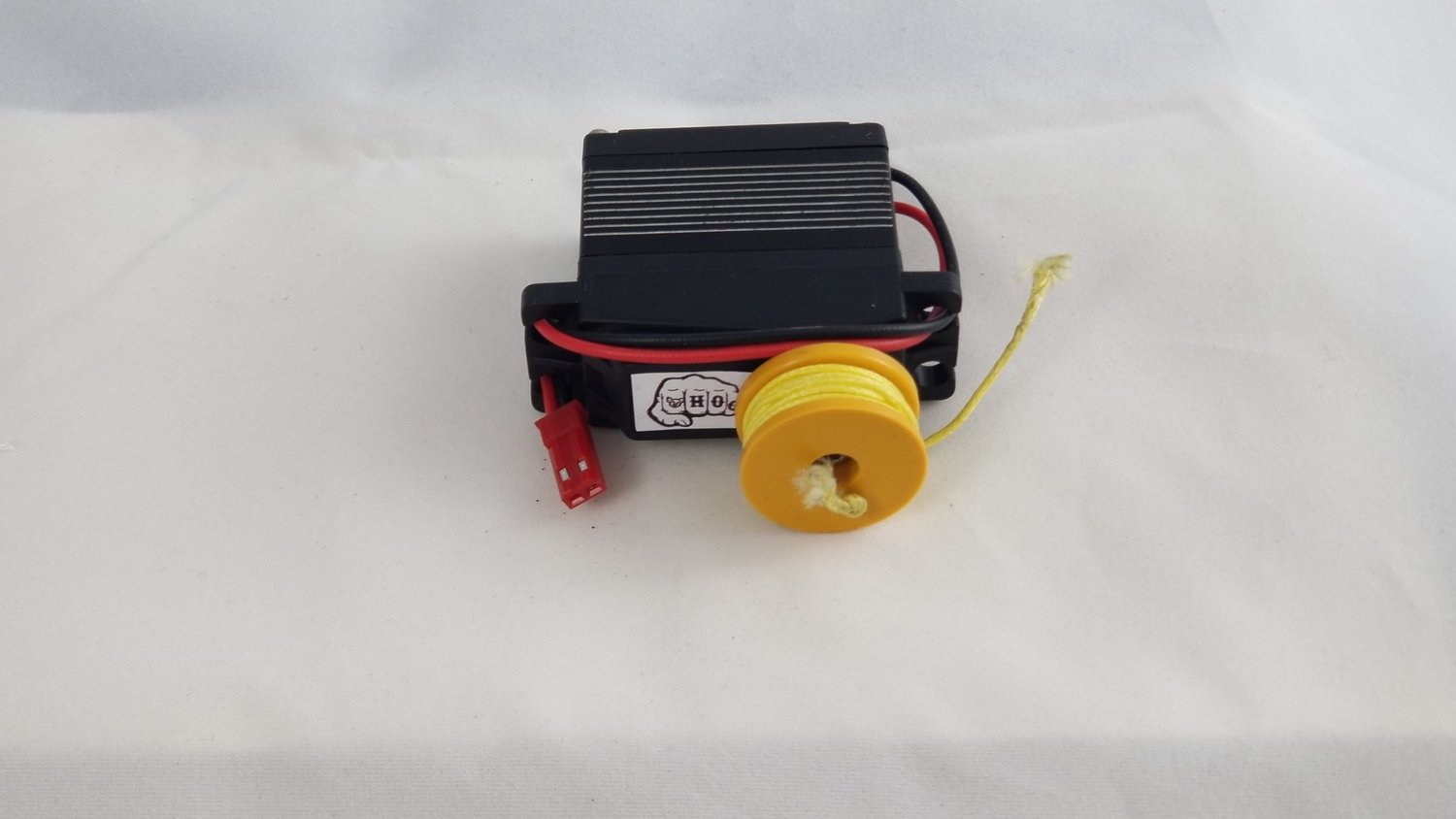 Standard HOG Servo Winch with no controller - External Spool