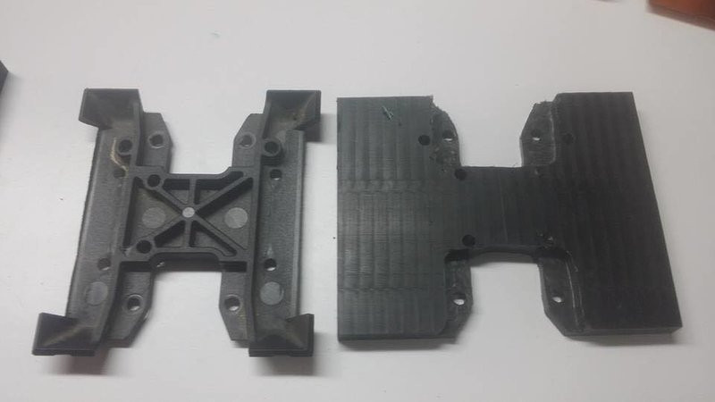 LNC trans on Axial Frame conversion skid