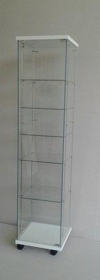 ABP 5 Ripiani regolabili (40xPr40xH171)Colori a scelta