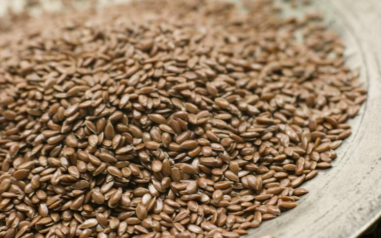 Graines de lin brun Bio Suisse