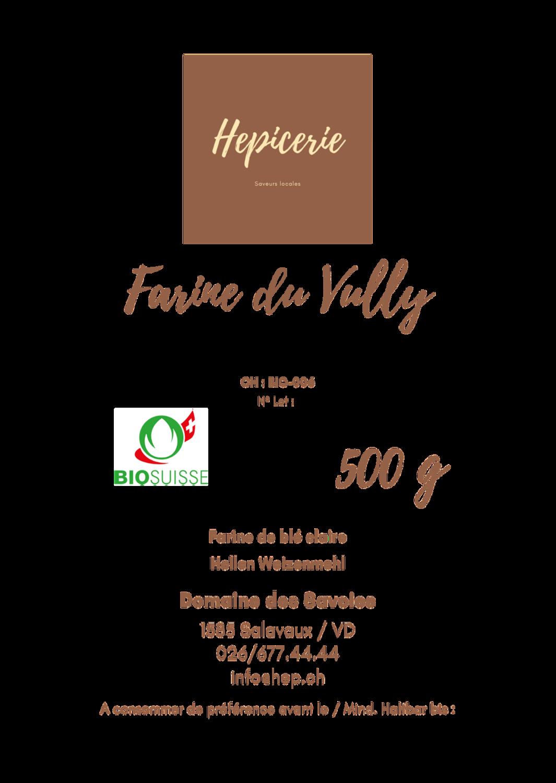 Farine de blé tendre CLAIRE  Bio Suisse