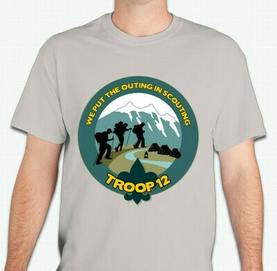 Official Troop 12 Class B T-Shirt