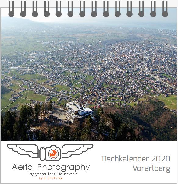 Tischkalender Vorarlberg 2020