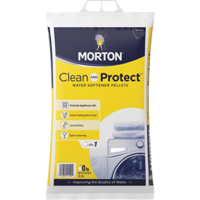 Clean and Protect Water Softener Salt - Full Pallet