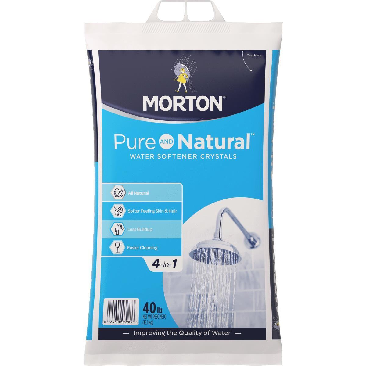 Pure & Natural Water Softener Salt - Full Pallet