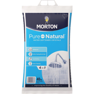 Pure & Natural Water Softener Salt - Full Pallet