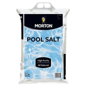 Residential Pool Salt - Single Bag