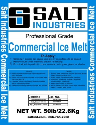 Commercial Ice Melt - Single Bag