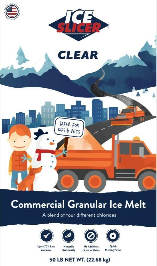 Ice Slicer Clear - Full Pallet