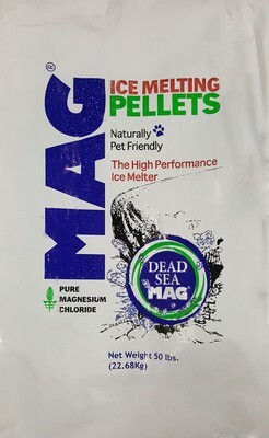 MAG - Ice Melt Pellets - Full Pallet